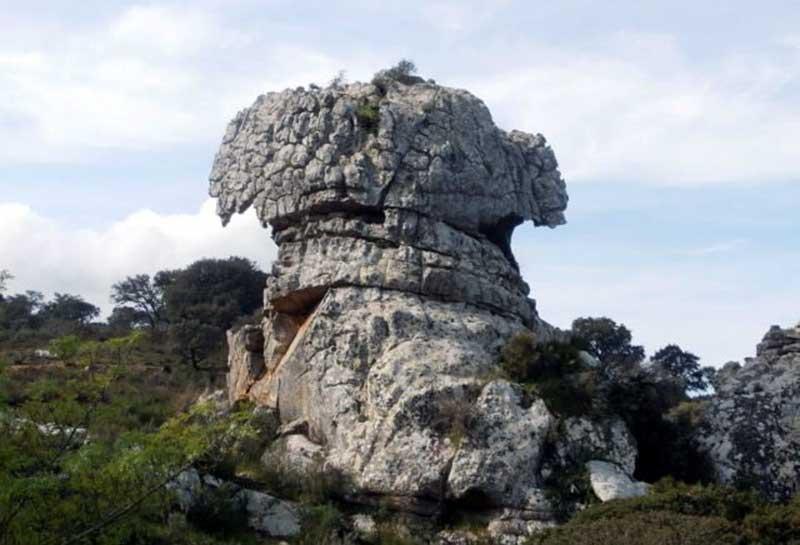 Roca la Montera Los Barrios