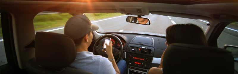 conductor ocasional coche