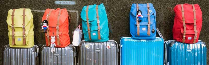 Seguros Viajes Maletas