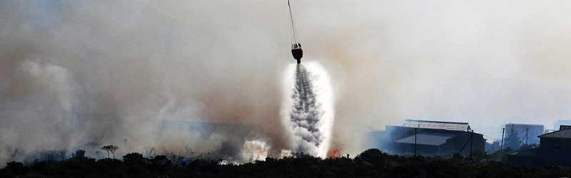 Extinción Incendio Viviendas