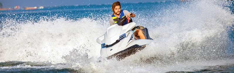 Seguro para motos acuáticas