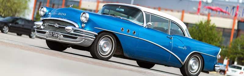 Seguros temporales para coches clásicos